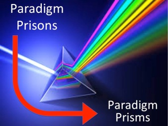 Paradigm Prisons to Prisms