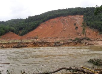 mahogany landslide may 2017